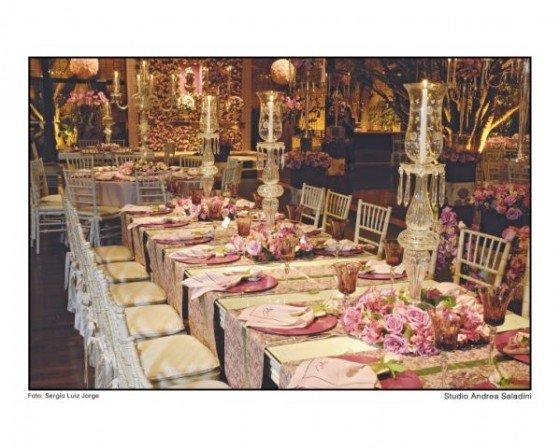 de casamento, eventos e decoração de luxo há 10 anos, sou fã
