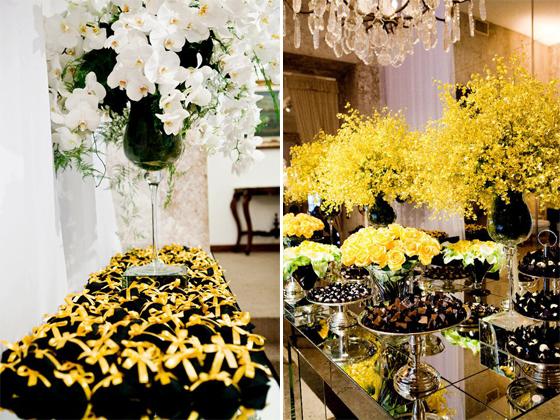 decoracao branco amarelo : decoracao branco amarelo:Amarelo + Branco + Preto