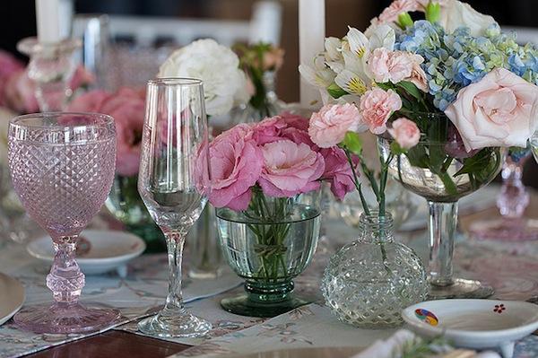 decoracao casamento jardim noite: Delicado