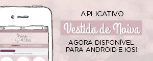 App Vestida de Noiva