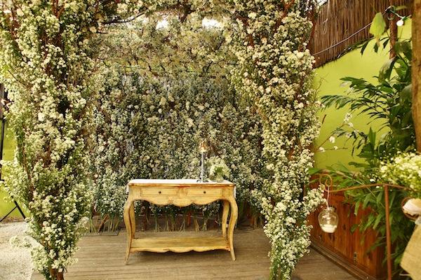casamento jardim simples : casamento jardim simples:Casamento com cara de jardim