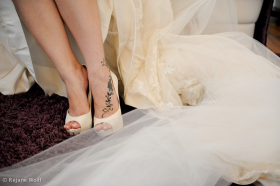 230da0f5e Sapato de Noiva | Branco x Colorido - Vestida de Noiva | Blog de ...