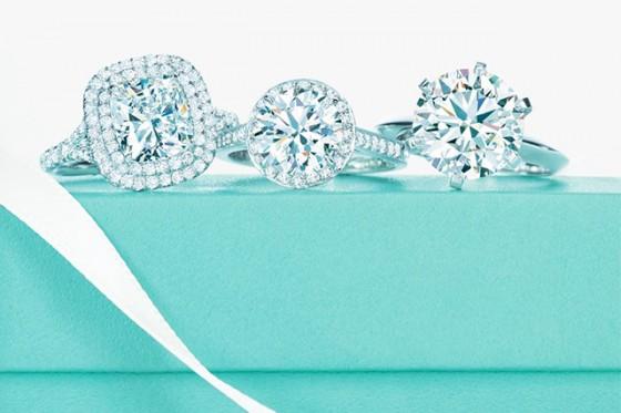 63ae11c46ac62 Anéis de noivado Tiffany - Vestida de Noiva