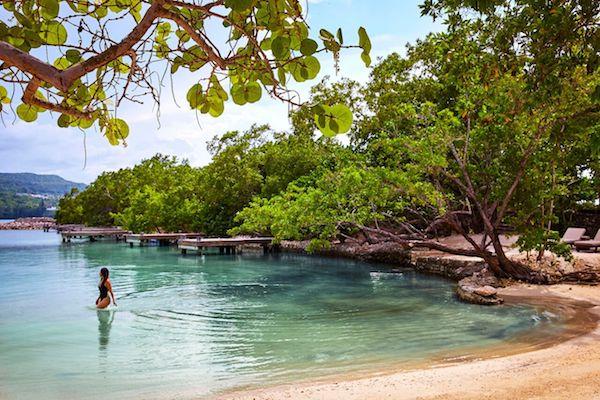 praia Jamaica lua de mel