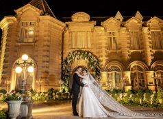 Casamento Castelo do Batel Vestida de Noiva